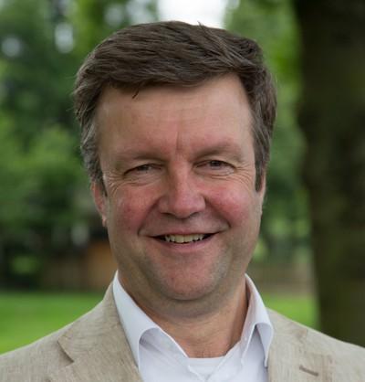 Bert Bouwmeester, burgemeester van Coevorden